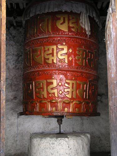 Zdjęcia: Bryaga, Manang, Młynek- ohm, NEPAL