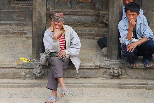 Zdj�cia: Patan, Dolina Kathmandu, Pokolenia , NEPAL