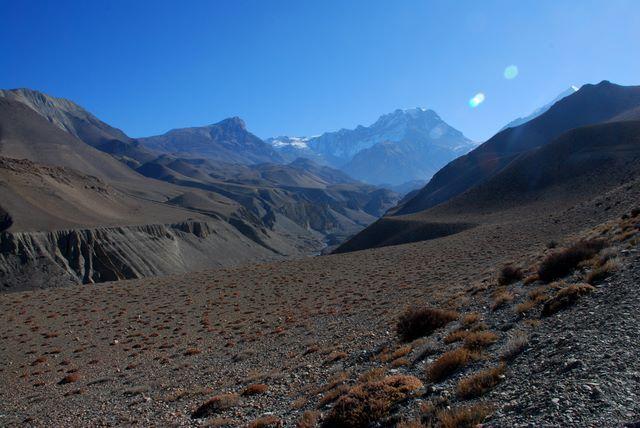 Zdjęcia: Anapurna TREK, Anapurna, W drodze do Muktinath, NEPAL
