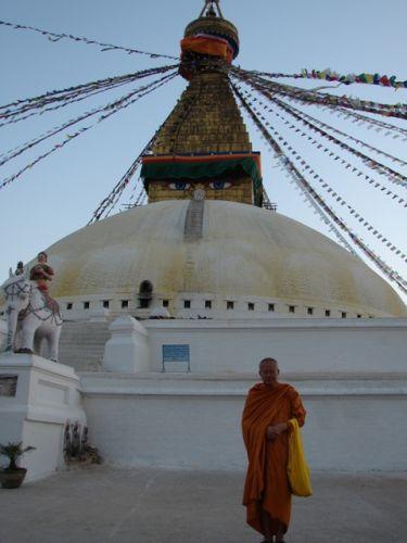 Zdjęcia: Kathmandu, Stupa, NEPAL
