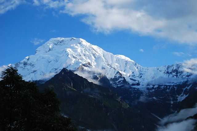 Zdjęcia: chomrong, annapurna south, NEPAL