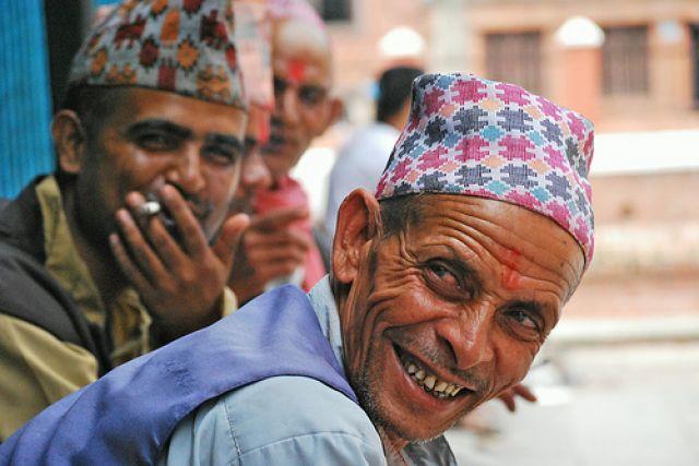 Zdj�cia: patan, kathmandu, smile!, NEPAL