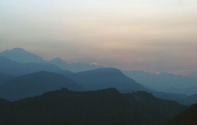 Zdjęcia: HIMALAJE, F2, NEPAL