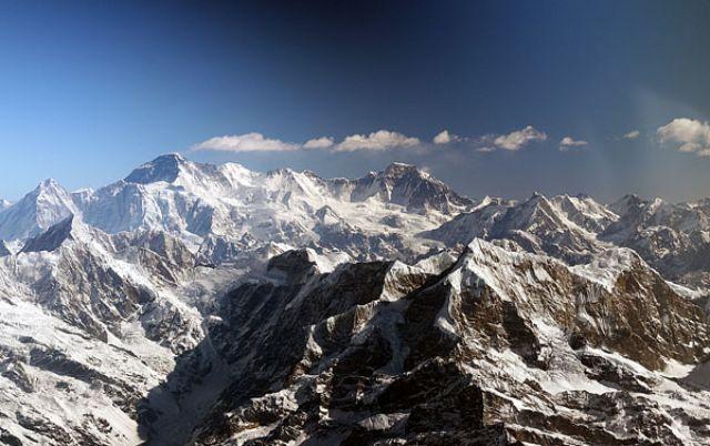 Zdjęcia: HIMALAJE, F4, NEPAL