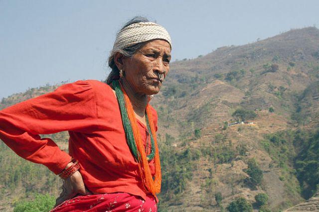 Zdjęcia: OKOLICE POKHARY, F5, NEPAL