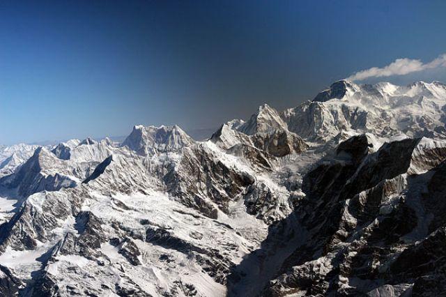 Zdjęcia: HIMALAJE, F1, NEPAL