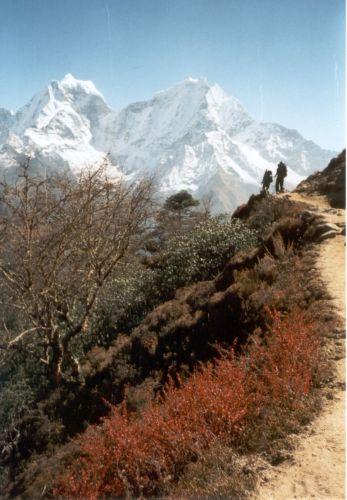 Zdj�cia: Dolina Gokyo, Sagarmatha National Park, Dolina Gokyo, NEPAL