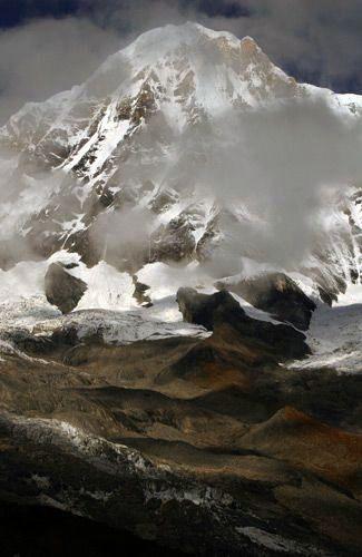 Zdjęcia: Annapurna Base Camp 4130 mnpm, Annapurna Sanctuary, Annapurna Poudniowa, NEPAL