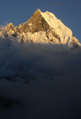Zdjęcia: Annapurna Base Camp 4130 mnpm, Annapurna Sanctuary, Machhapuchhre, NEPAL