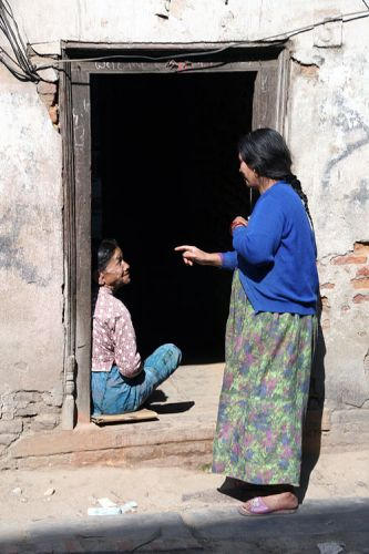 Zdjęcia: KATMANDU, Ploteczki , NEPAL