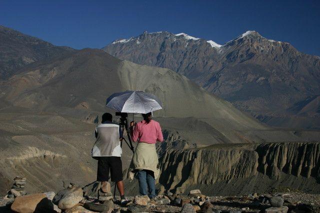 Zdjęcia: Ponad Kagbeni, Mustang, Sesja w plenerze, NEPAL