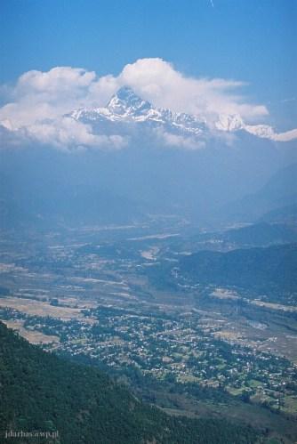 Zdjęcia: Pokhara, Machhapuchhre, NEPAL