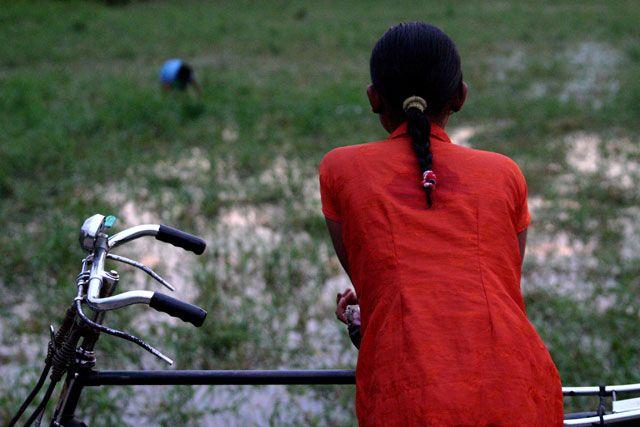 Zdjęcia: Taraj, taraj_kobieta, NEPAL