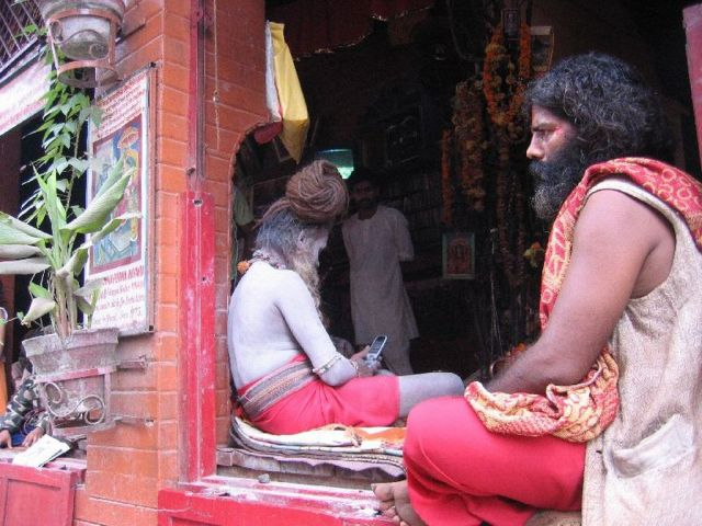Zdjęcia: Pashupatinah, Bezimienni, NEPAL