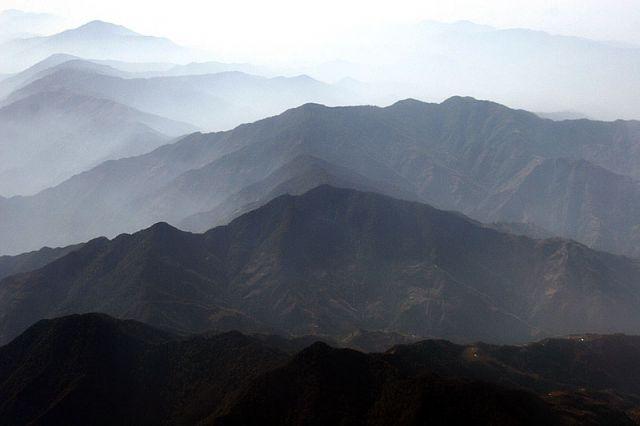 Zdjęcia: Z lotu ptaka, Male Himalaje, NEPAL