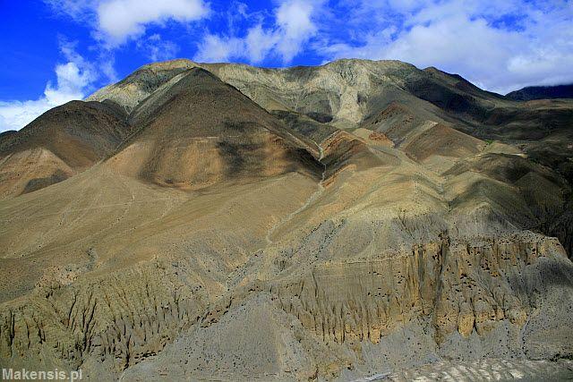 Zdjęcia: Jonsom, trek 2, NEPAL
