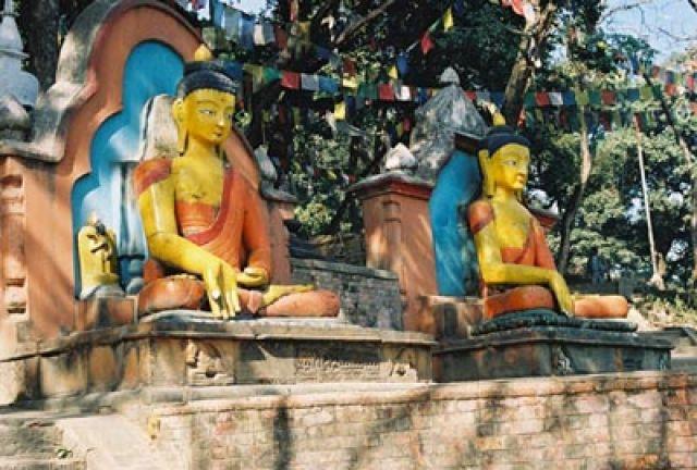 Zdjęcia: Kathmandu, Dolina Kathmandu, Swayambhunath, NEPAL