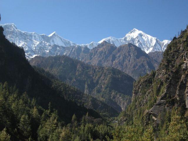 Zdjęcia: Nepal, Annapurna II, NEPAL