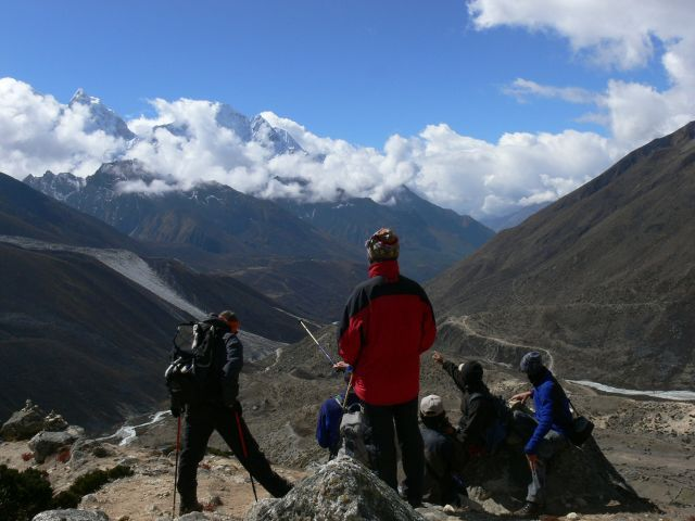 Zdjęcia: Nangkar Tshang, Himalaje, Nangkar Tshang, NEPAL