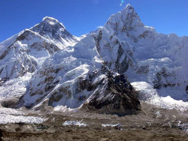 Zdjęcia: Kala Pattar, Himalaje, Everest i Nuptse, NEPAL