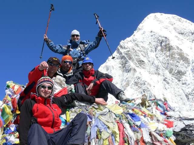 Zdjęcia: Kala Pattar, Himalaje, Kala Pattar, NEPAL
