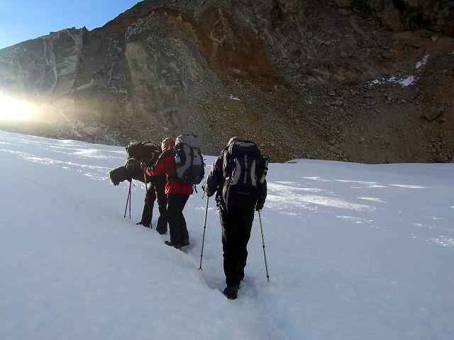 Zdjęcia: Cho La, Himalaje, Cho La, NEPAL