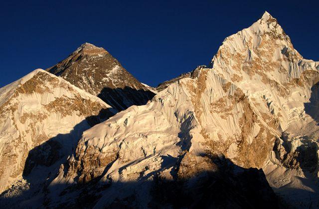Zdjęcia: Solo Khumbu- Everest trekking, Himalaje Npelau, Everest i nuptse, NEPAL