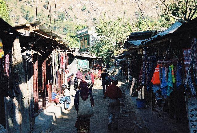 Zdjęcia: Pokhara, Masyw Annapurny, Nayapul - punkt startowy, NEPAL