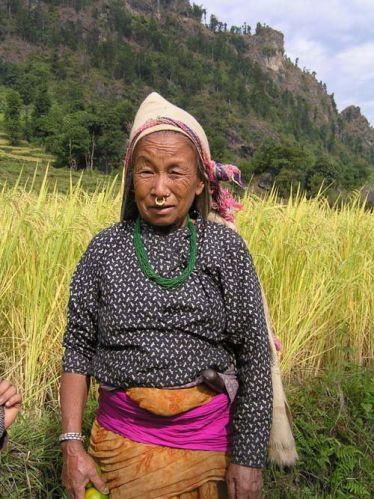 Zdjęcia: Ghunsa, Nepal, Ludzie Nepalu, NEPAL
