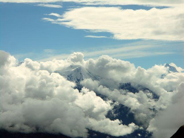 Zdjęcia: Tilicho, Annapurna, Widok na północny-wschód spod Tilicho, NEPAL