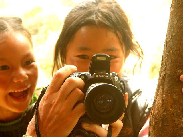 Zdjęcia: Nie pamiętam :), Annapurna, Że też aparat może sprawić tyle radości :), NEPAL