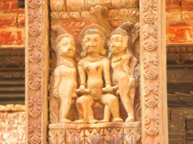 Zdjęcia: Baktaphur, Dolina Kathmandu, A to co?, NEPAL