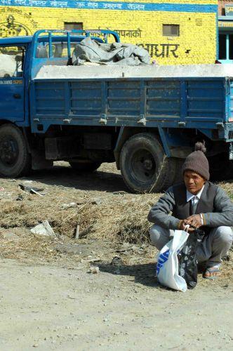 Zdjęcia: kathmandu, autostopowicz, NEPAL