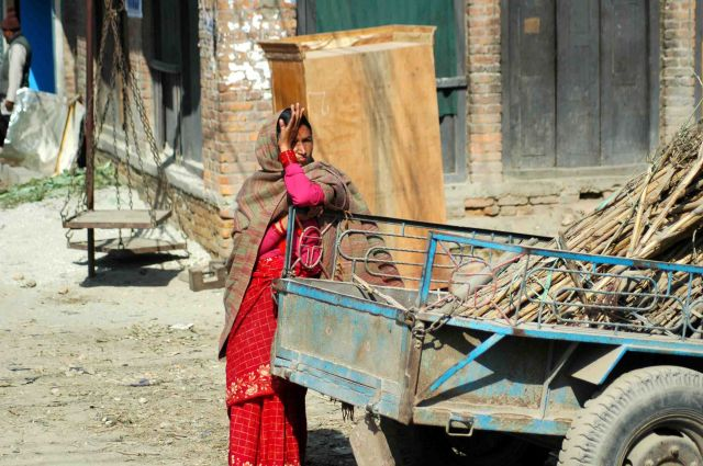 Zdjęcia: kathmandu, ...i autostopowiczka, NEPAL
