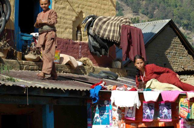 Zdjęcia: dolina kathmandu, pokój na dachu, NEPAL