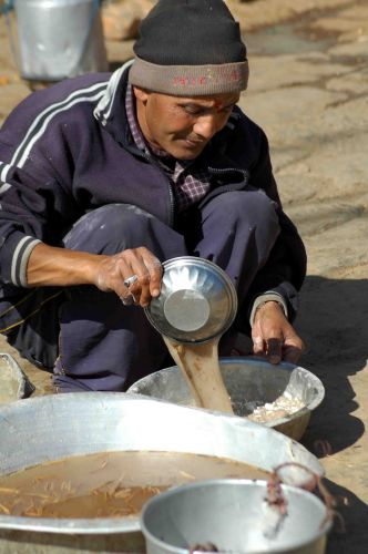 Zdjęcia: nagar kot, woda na wagę złota, NEPAL