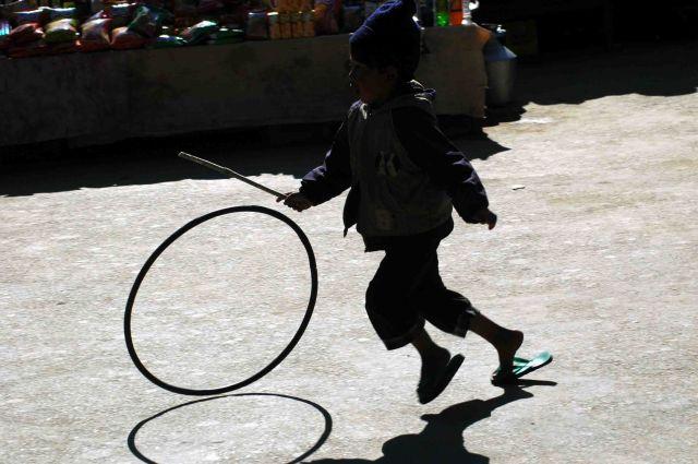 Zdjęcia: nagar kot, nieśmierelna zabawka, NEPAL