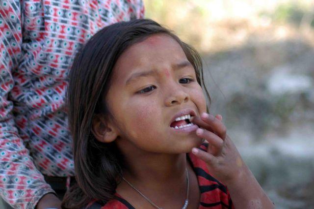 Zdjęcia: nagar kot, cos na ząb?, NEPAL