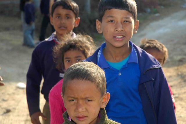 Zdjęcia: dolina kathmandu, kolejka do zdjęcia, NEPAL