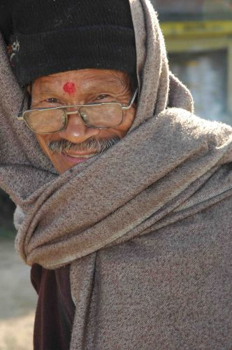 Zdjęcia: dolina kathmandu, życzliwy uśmiech, NEPAL