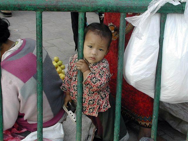 Zdjęcia: Durbar, Kathmandu, smutne ale prawdziwe, NEPAL