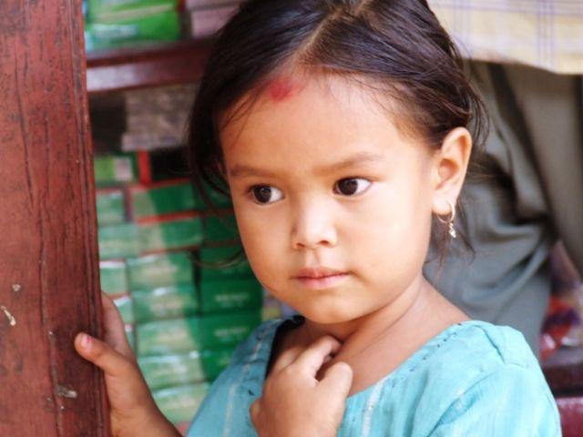 Zdjęcia: gdzies na szlaku, zadumana.., NEPAL