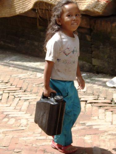 Zdjęcia: gdzieś na szlaku, paliwko dla..roslinek:), NEPAL