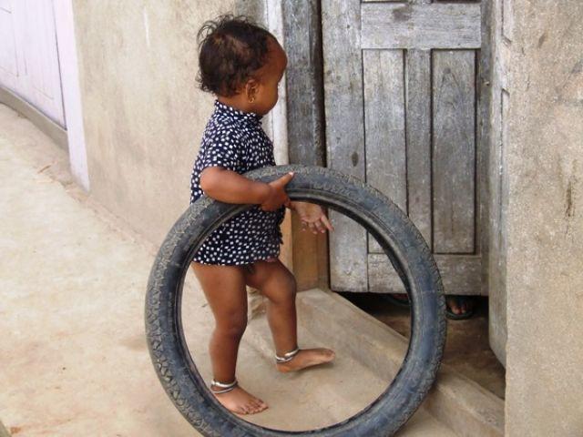 Zdj�cia: gdzie� na szlaku, mam now� zabawk�;), NEPAL