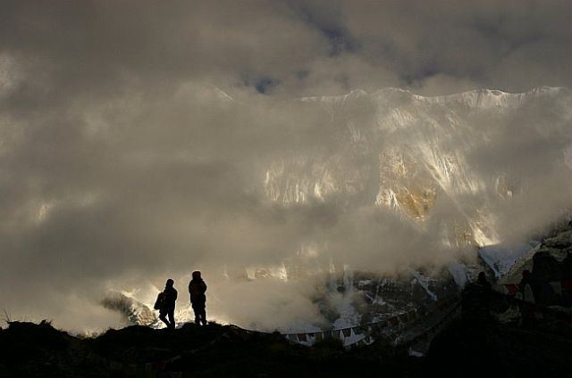 Zdjęcia: Annapurna Base Camp, Annapurna , Annapurna I, NEPAL