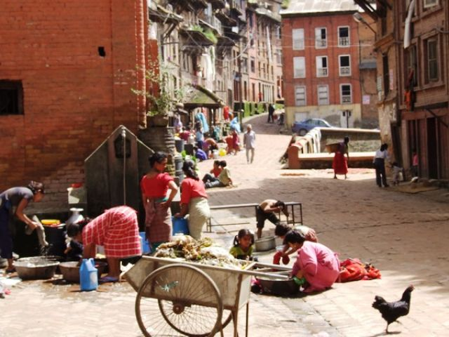 Zdjęcia: gdzies na szlaku.., dzien powszedni, NEPAL