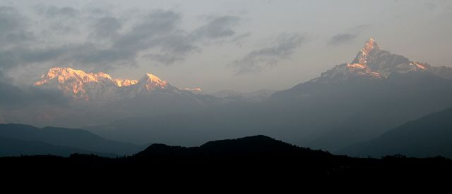 Zdjęcia: Naudanda, Annapurna, Annapurna Range, NEPAL
