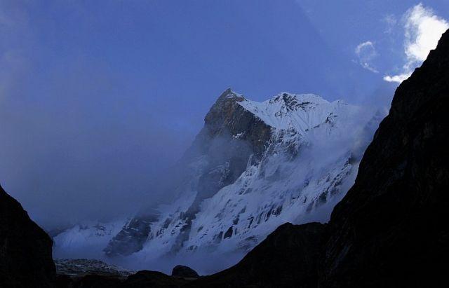 Zdjęcia: Sinuwa, Annapurna, Machhapuchhre, NEPAL