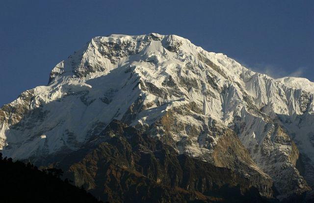 Zdjęcia: Annapurna Base Camp trek, Annapurna, Annapurna South 7219, NEPAL