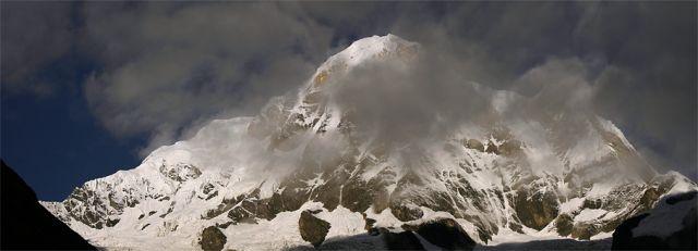 Zdjęcia: Annapurna Base Camp 4130, Annapurna, Annapurna South 7219, NEPAL